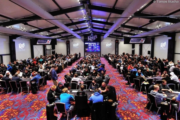 Ten of the biggest poker rooms in the world