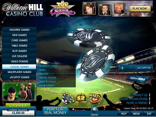 william hill online casino  download