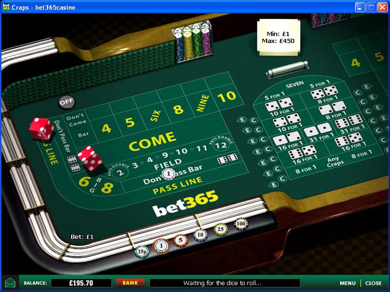 best online craps casino  spielothek