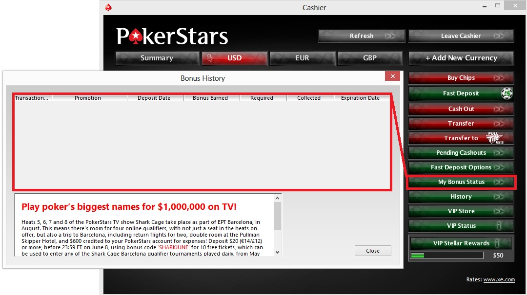 free poker real money no deposit