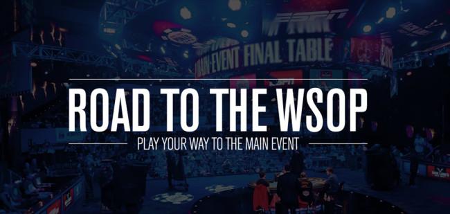 WSOP.com Road to the WSOP