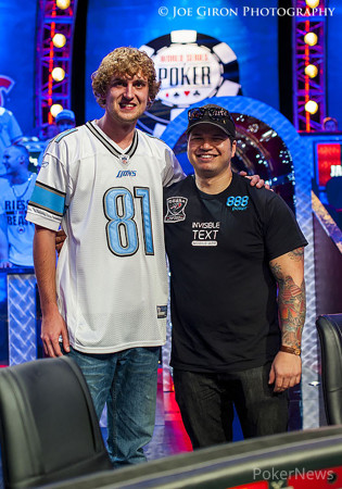 Jay Farber vs Ryan Riess for the WSOP Title!