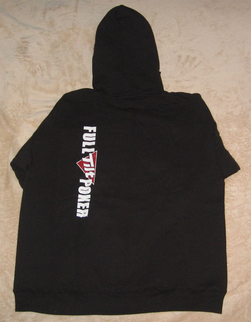 Full tilt poker sweatshirt poker jacks or better free