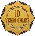 Flopturnriver.com 9th year online, since 2003