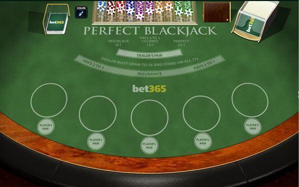 Regular Blackjack