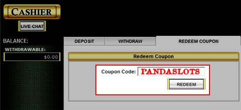 Loco Panda Casino Bonus Code