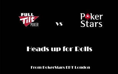 Full Tilt Poker vs PokerStars Coverage at EPT 9 London 2013